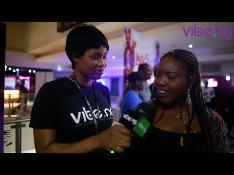 Lagos Real Fake Life - Screening, Reviews, and Press Conference