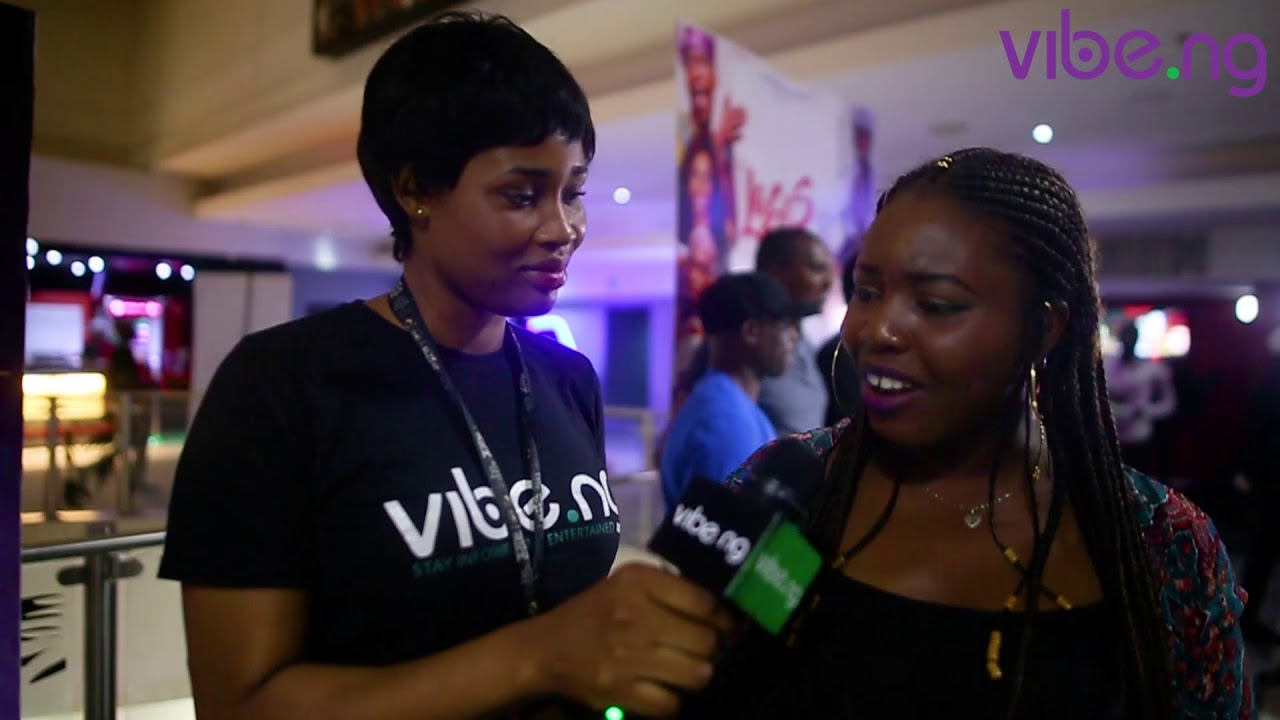 Download Lagos Real Fake Life - Screening, Reviews, and Press Conference