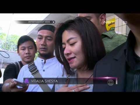 Vitalia Shesya Diperiksa Polisi Terkait Pesta Narkoba
