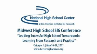 Supporting High School SIG Efforts: Where Do We Go from Here