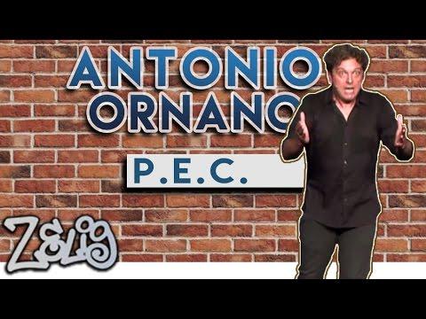 Antonio Ornano - PEC (Patata Extra Coniugale) | Zelig