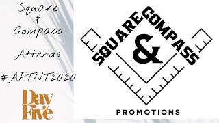 #SquareandCompass #APTNT2020 Video 5