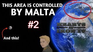 HOI4 - Modern Day Mod - Malta Conquers Europe - Part 2