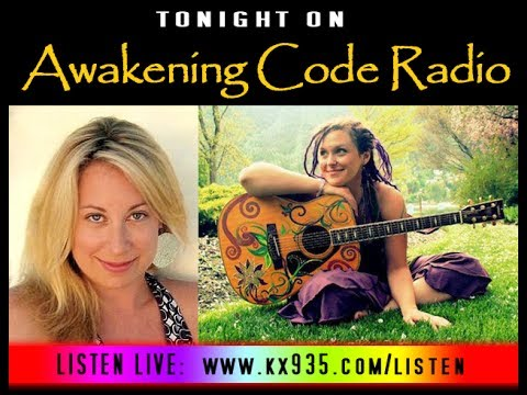Bioenergy Healer Elizabeth Bell & Musician Cora Flora | Awakening Code Radio