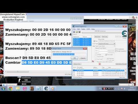 BeGone Fly Hack (Cheat Engine 6.2)