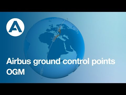 Localise exploration sites and pipelines with Airbus Ground Control Points