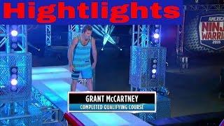 Grant McCartney Stunt Reel HD 1080p