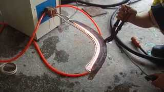 induction heating machine for sickle quenching