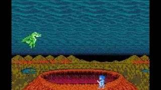 Dragon Warrior 3 Intro and Ortega Fight Sequence