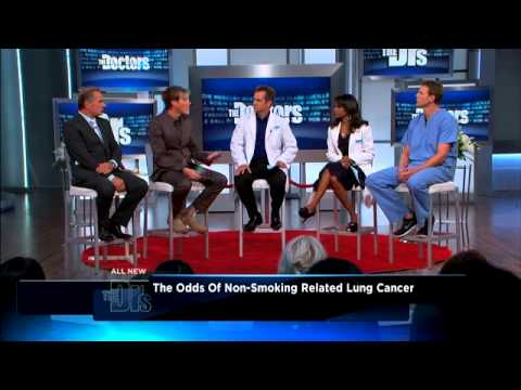 Causes of Lung Cancer for Non-Smokers -- The Doctors