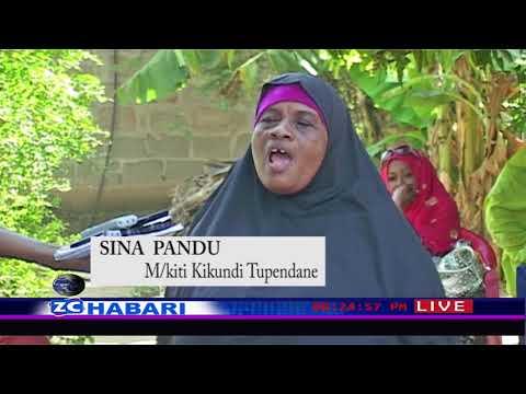 Taarifa Ya Habari Zanzibar Cable Television Msomaji Ni Yassir Mkubwa El Bahsaany