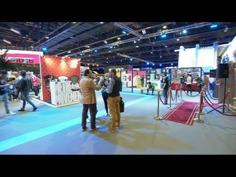 أخبار التكنولوجيا | بمشاركة نجوم الفيديو الرقمي في العالم ينطلق -فيدكس بي-  - 21:22-2017 / 12 / 8