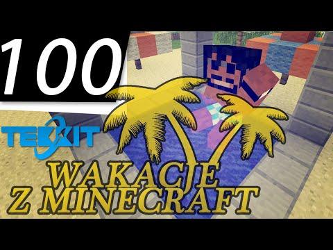 Wakacje z Minecraft (PL) #100 - Dziewiczy Lot