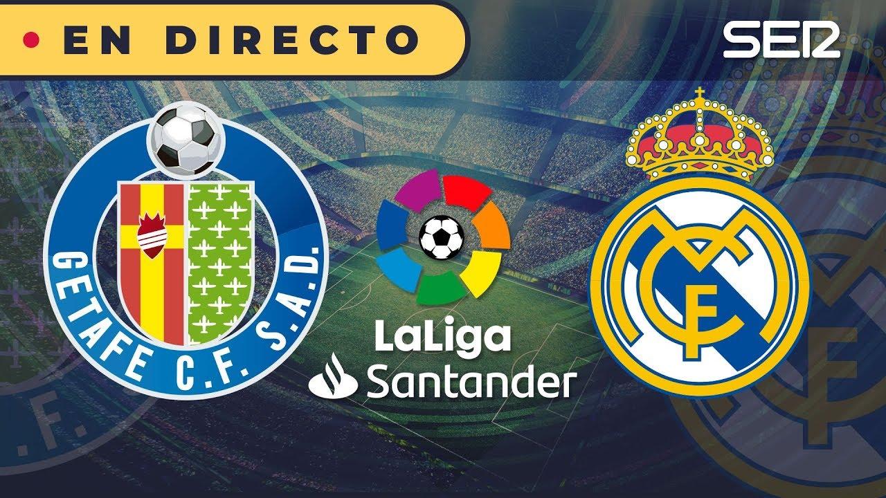 Getafe vs Real Madrid: en vivo minuto a minuto el partido de la ...