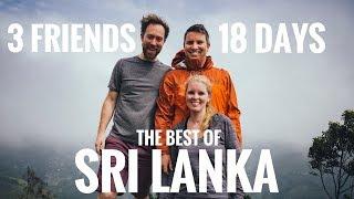 THE BEST OF SRI LANKA!! Ep. #1 in 4k!