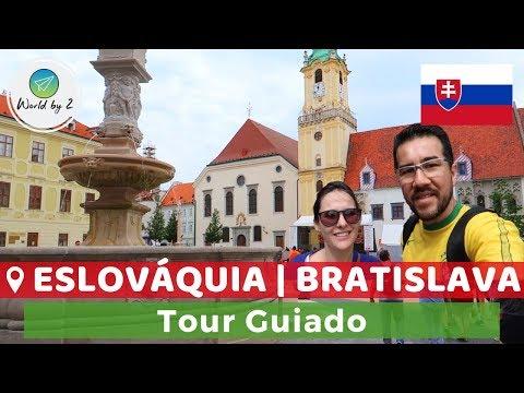 O que fazer em Bratislava na Eslováquia   Free Tour e Dicas de Viagem   World by 2