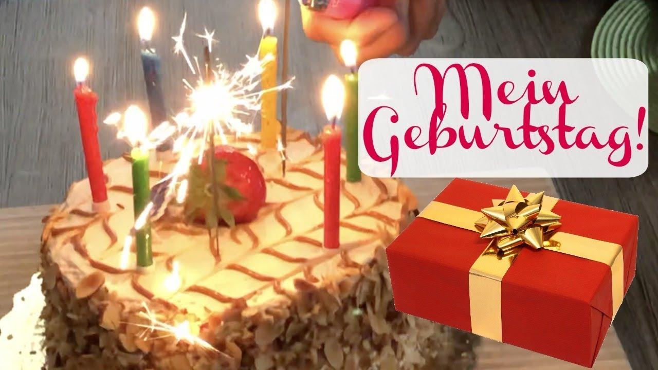 Geburtstags-überraschung