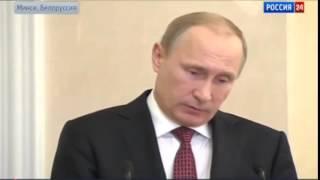Новости сегодня 12 02 15  Путин о Минских переговорах