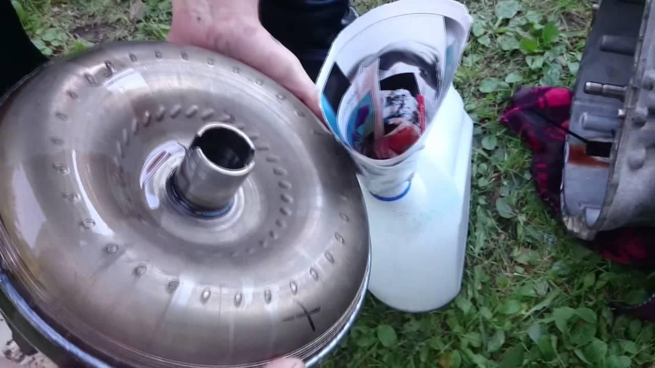 Mercedes 722.6 Automatic Gearbox Repairment (Ремонт коробки своими руками) Part 1