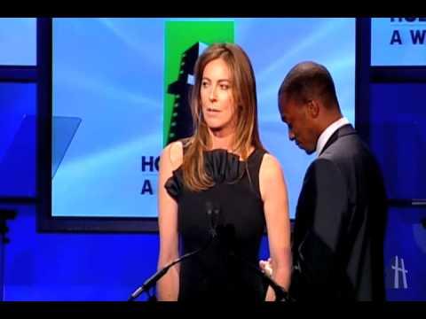 Kathryn Bigelow at the Hollywood Film Awards