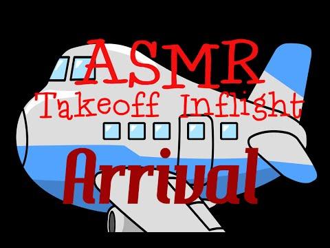 asmr---departure---in-flight---landing---relaxing---san-jose-to-ontario-california