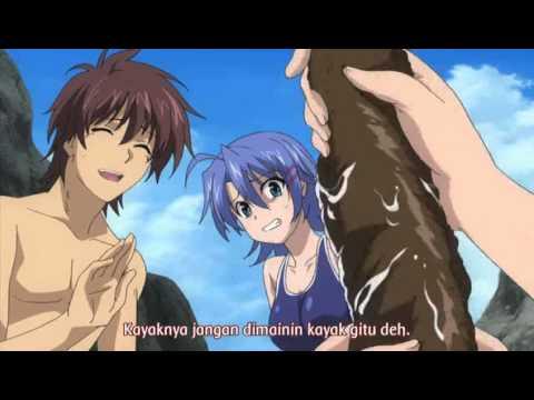 Download [Scene Funny] Ichiban Ushiro no Daimaou Episode 06 Subtitle Indonesia