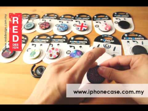 Popsockets A Grip A Stand An Earbud Management System and PopClip Mount