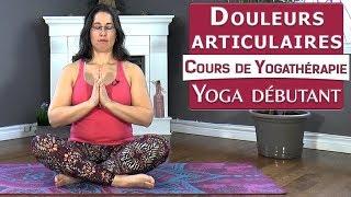 Cours de Yogathérapie - douleurs articulaires (318/365)