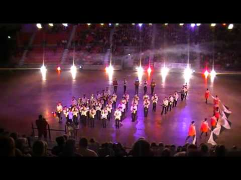 2015 -10 -17 Taptoe Beauvais -  Show  - RSF  (Stereo)