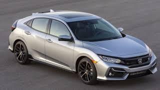 2021 Honda Civic Hatchback - Exterior and Interior