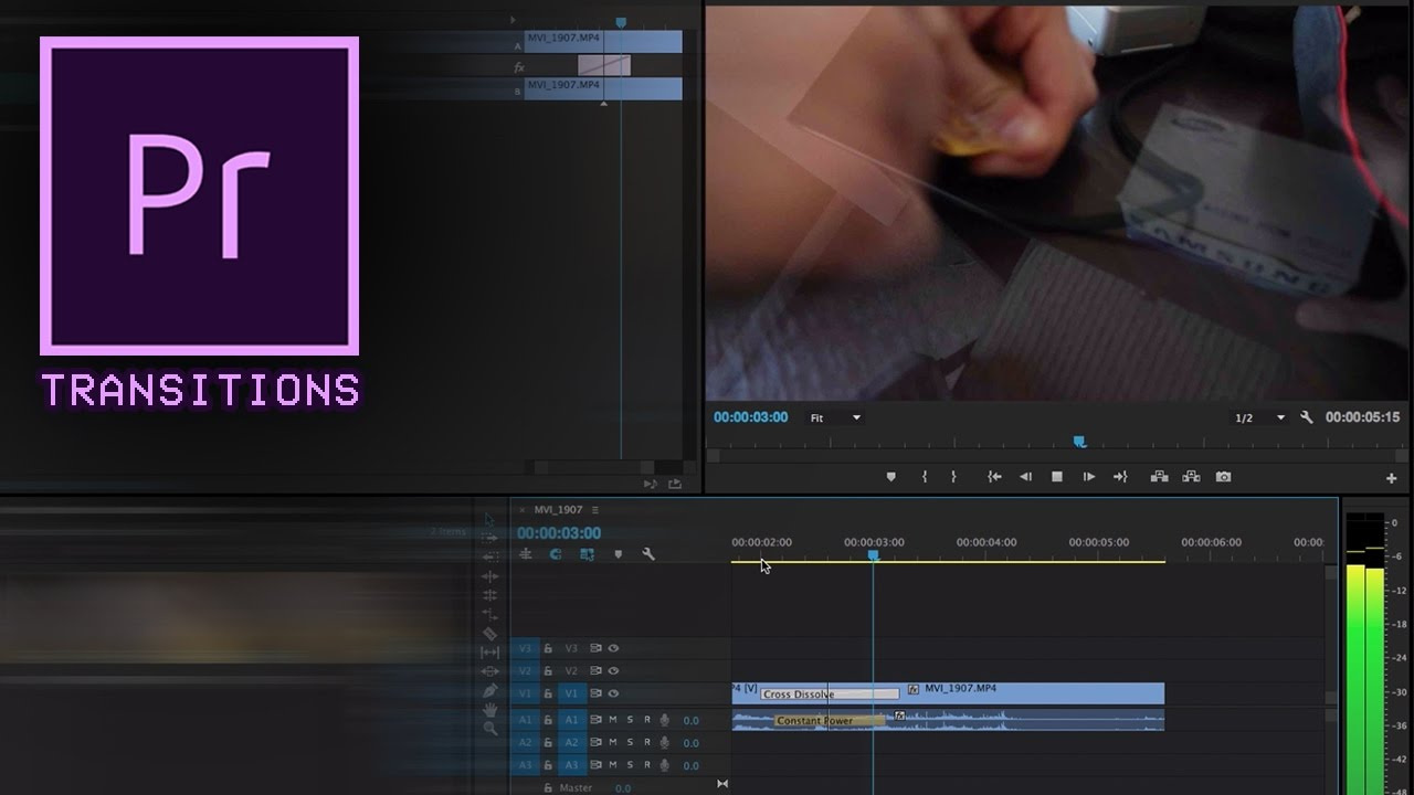Premiere Pro Transitions: List of 10 Best Transition Plugins
