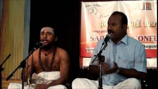 Repeat youtube video Thirumurai Concert (Harihara othwar and Dr Nallasivam) Part 1
