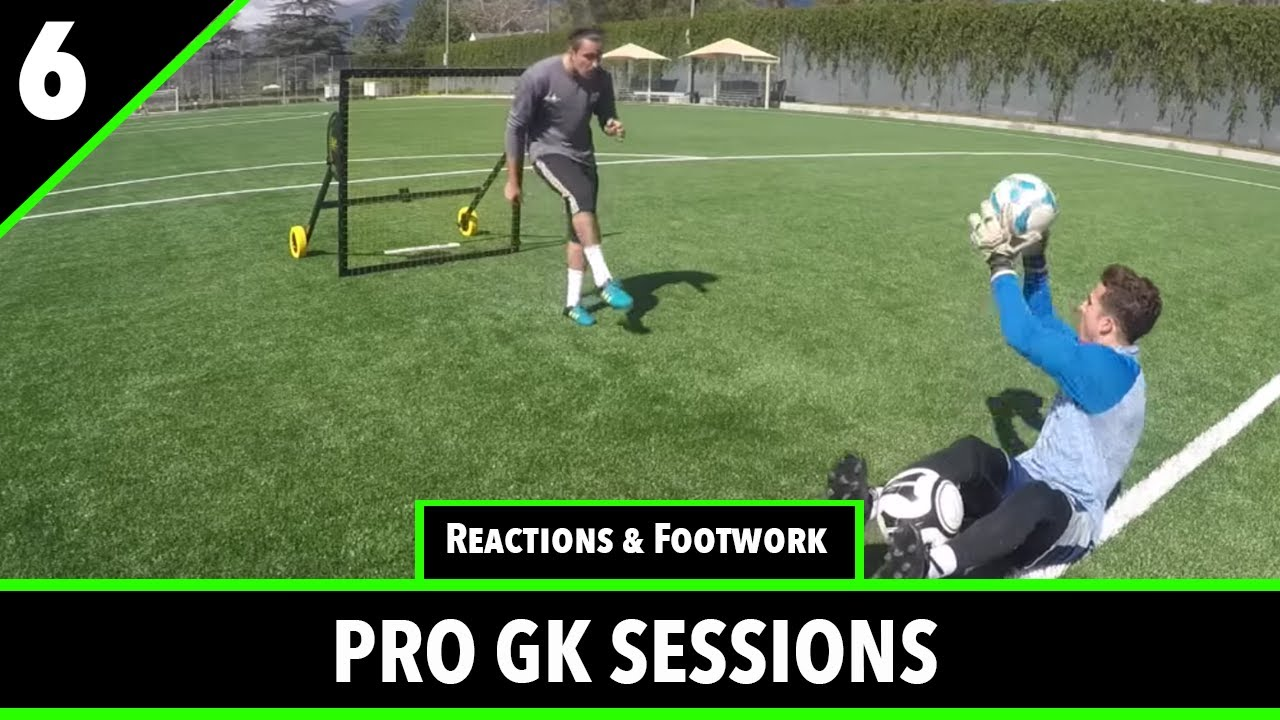 Session 6 | Goalkeeper Training | Pro GK Academy