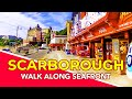 SCARBOROUGH WALKING TOUR | Early morning walking tour along Scarborough seafront to Grand Hotel