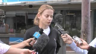 Jelena Dokic Press Conference
