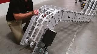 DynaCon Modular Conveyor Reconfiguration