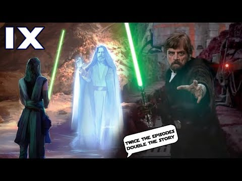 What Splitting Episode 9 Into TWO Parts Will Do - Star Wars Theory