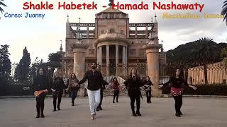 Shakle Habetek - Hamada Nashawaty (Coreo Juanny) Eseguita dalla Massimiliano Dance Resimi