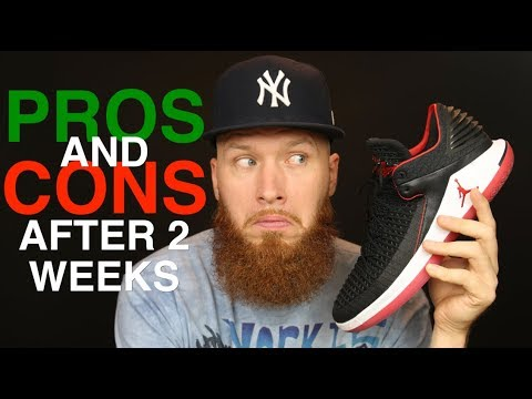2 WEEKS AFTER PLAYING IN THE JORDAN 32! PROS & CONS!