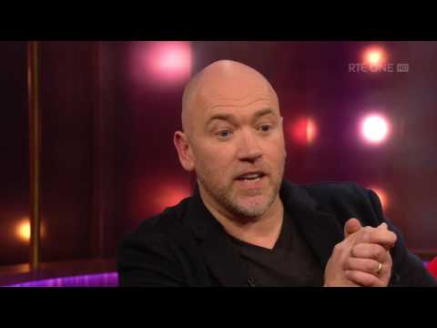 Tony nearly didnt get the part of Paul Brennan | The Ray D'Arcy Show