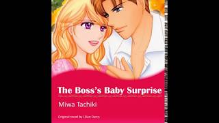 「Harlequin Comic」Previews for THE BOSS'S BABY SURPRISE