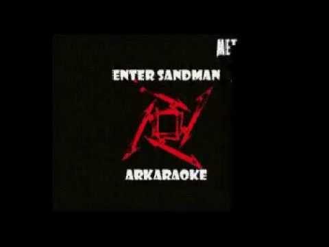 Enter Sandman - Metallica Karaoke