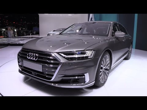 Audi A8 2018 New In Depth Review Interior Exterior