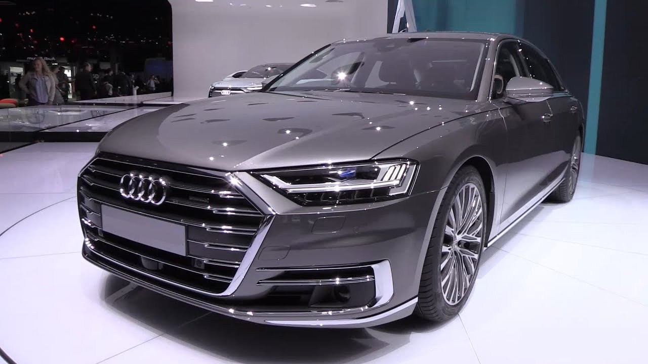 audi a8 2018 new in depth review interior exterior youtube