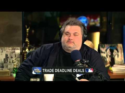 Artie Lange Show- MLB Network Radio; Casey Stern (In Studio)