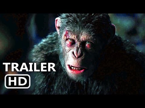 Thumbnail: WАR FOR THE PLАNET OF THE АPES Official Trailer # 2 (2017) Action Blockbuster Movie HD