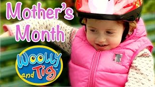 Woolly and Tig - Cycling in the Park | 40+ minutes | Mother's Month