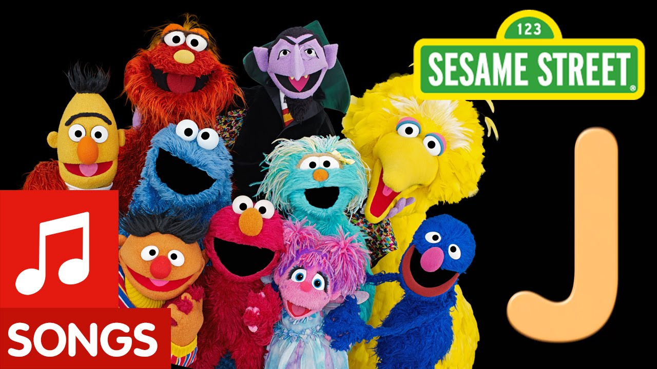 sesame street letter of the day sesame letter j letter of the day 10711 | maxresdefault