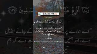 Quranic dua #13   Urdu translation   #quranicdua #LqWhatsAppstatus #Lqinstastory