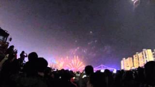The 11st Busan Fireworks Festival  1